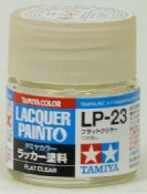 Tamiya 82123 LP23 Flat Clear